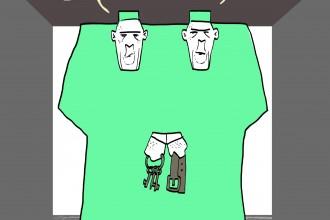 Vignetta di Enrico Cicchetti