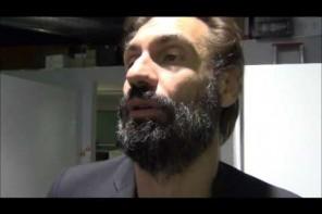 "Fabrizio Gifuni su ""arte e follia"""