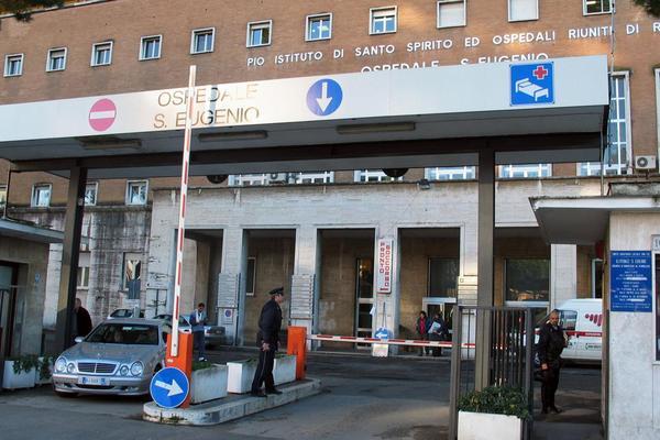 WCENTER 0JIGBGUMAI FRANCESCO TOIATI ROMA- OSPEDALE SANT EUGENIO -