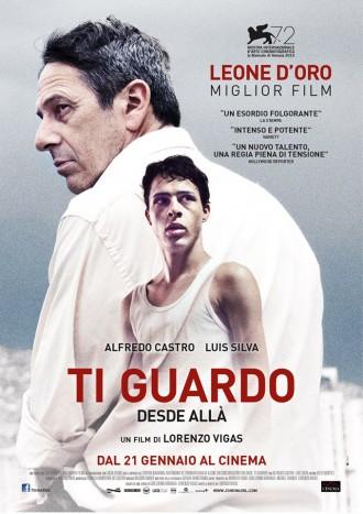 Poster Desde Allá Italia