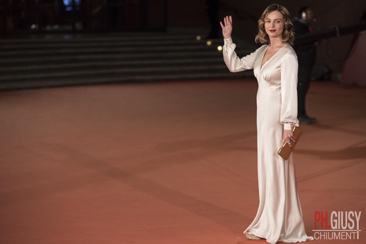 Violante Placido alla Festa del Cinema di Roma 2016