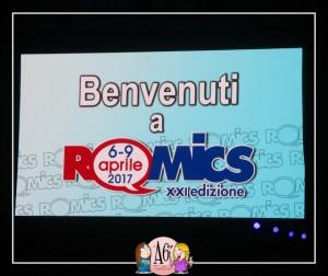 A6 Fanzine - Romics 14