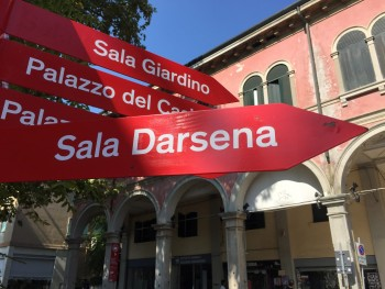 Festival Venezia74 Sala Darsena