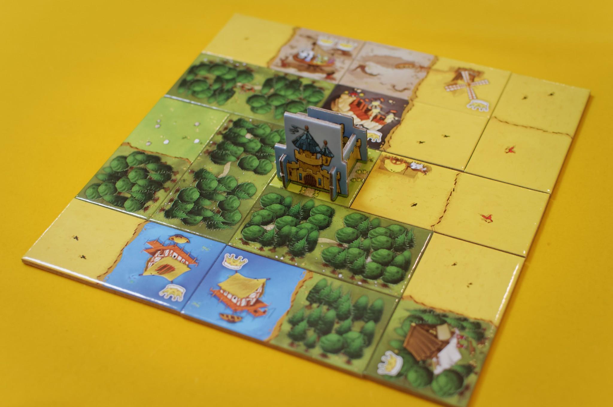 Kingdomino: il gioco dell'anno 2017