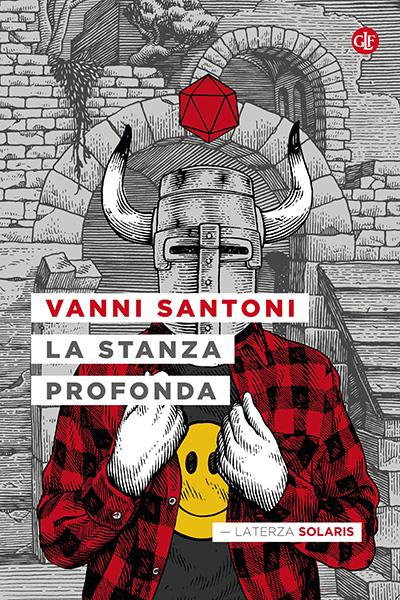 """I giochi di ruolo al Premio Strega: intervista a Vanni Santoni, autore di """"La Stanza Profonda"""""""