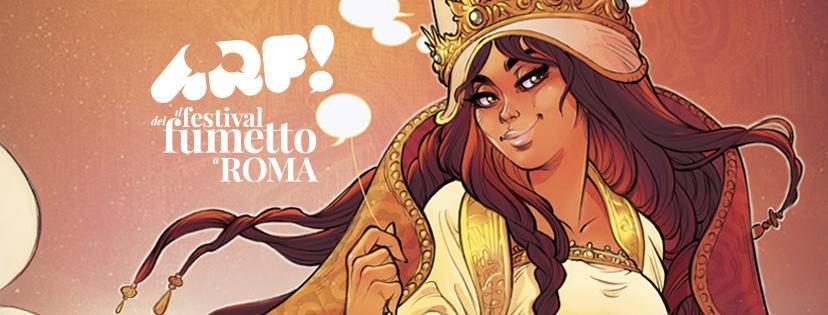 ARF! Festival! Al via alla quarta edizione della fiera del fumetto romana!