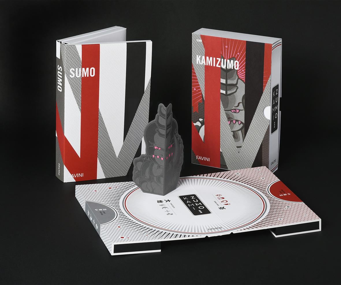 """Il gioco da tavolo come promotore di un'idea: il caso di """"Kamizumo"""" della Favini"""