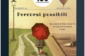 NUMERO #40: Percorsi Possibili. Idee, Riflessioni, Progetti per la Salute e l'Inclusione Sociale