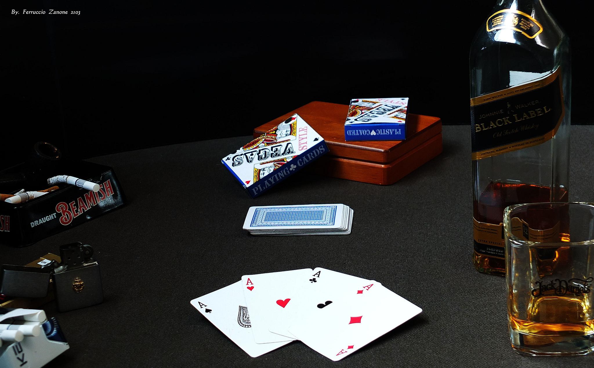 Il gioco d'azzardo: il fenomeno e un po' di numeri