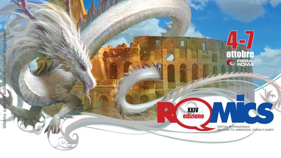 Romics XXIV edizione: il carnevale romano per eccellenza