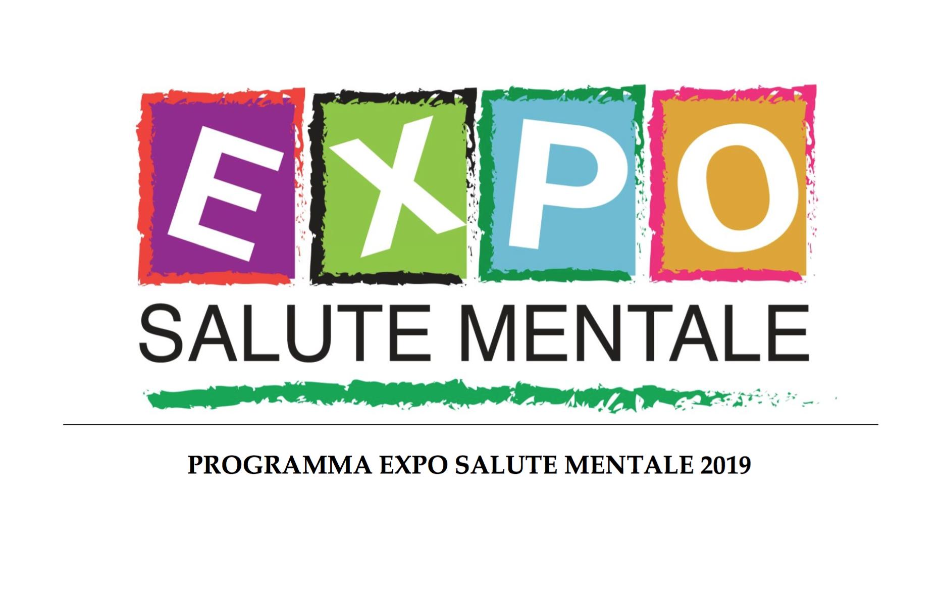 Expo Salute Mentale 2019 Il Programma