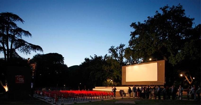 Casa del Cinema - 180gradi